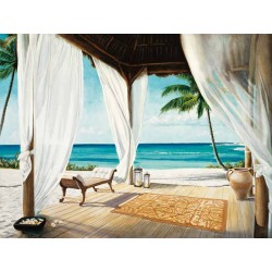 Jacob Reed, Sea Breeze 2-custom made marine/coastal stretched canvas high quality giclèe print
