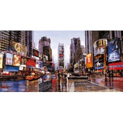 "Daniels""Times Square""new york view HQ Picture for Living or Bedroom"