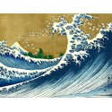"""The Big Wave""Hokusai, Design developed Picture for Home Decor"