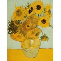 "Vincent Van Gogh - ""I Girasoli"", High Quality print on Canvas, Artistic Paper or Ready-to-hang"