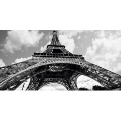The Eiffel Tower in Spring - Elias Jonette photo high quality