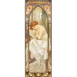 Mucha - the night