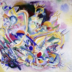 Kandinsky Wassily - improvisation Painting