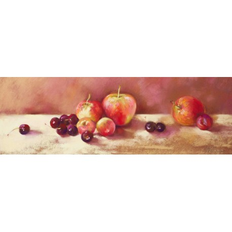 Nel Whatmore-Cherries an Apples high quality prints