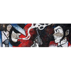 Jigen e Lupin-Best friends - Lupin the third