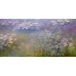 Claude Monet-Water Lilies
