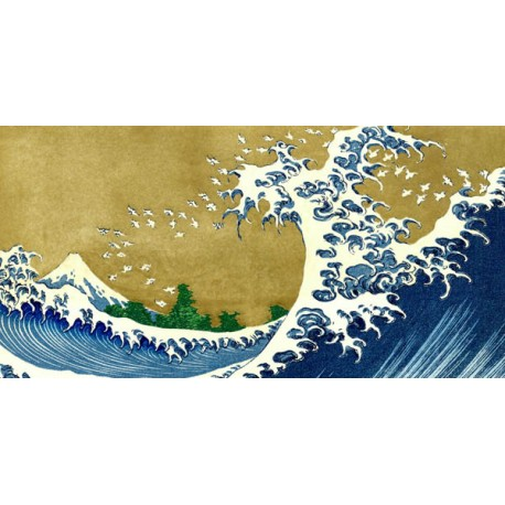 Hokusai - The Big Wave.