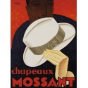 Olsky Chapeaux Mossant, 1928 High quality Print on Canvas or Artistic Paper