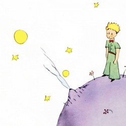Antoine De Saint-Exupery,Little Prince 3-Made To Measure Original Picture for Home Decor