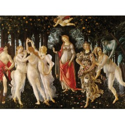"Botticelli""Primavera (Allegory of Spring)""Poster,Canvas or Ready to Hang picture"