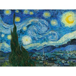 Vincent Van Gogh The Starry Night high quality print on Canvas or Artistic Paper